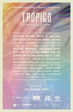 Festival Trópico 2014