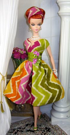 Kasbah for Silkstone Barbie and Victoire Roux on Etsy now