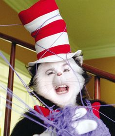 b680dd36 20 Best ❤CAT IN THE HAT❤ images   Comedy Movies, Funny movies ...