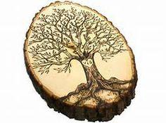 woodburning tree - Bing Images