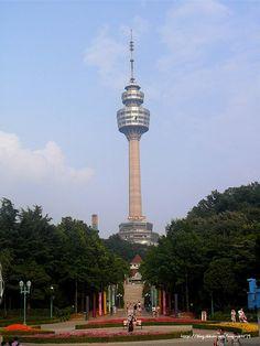 Daegu,Korea 이월드 83타워