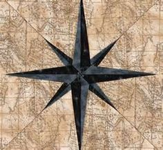 Image Search Results for mariners compass quilts, with ocean waves