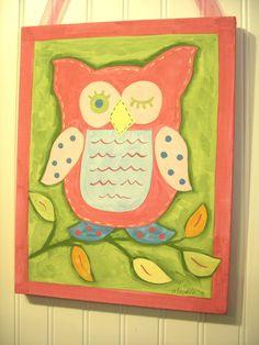 Baby nursery decor Children wall art Nursery art by theivylane