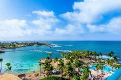 Welcome to paradise! #puertorico #caribehilton #seepuertorico #hiltoncaribbean