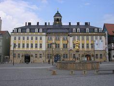 Eisenach Palace ~ Thüringen ~ Germany  - empfohlen von First Class and More