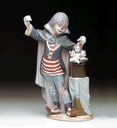 LLADRO - CIRCUS MAGIC