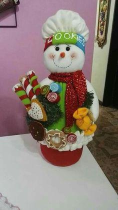 Christmas Stocking Kits, Felt Christmas Stockings, Christmas Items, Christmas Fun, Christmas Wreaths, Xmas, Santa Cookies, Felt Dolls, Easter Crafts