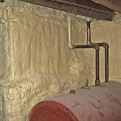 How to restore old stone basement walls historic homes for Stone wall insulation