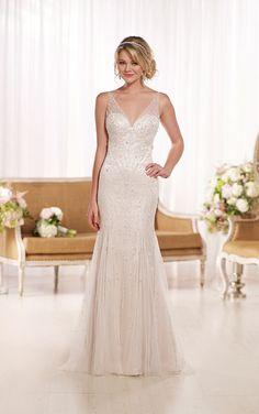 Wedding Dress from Essense of Australia Style D1762