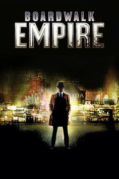 Boardwalk Empire. One of my favorite shows!! The sets and costumes are amazing, takes you right back in time.