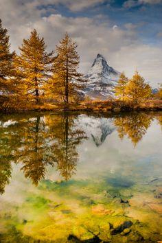 Zermatt - Grünsee by 1D110 Bertrand Monney*