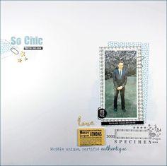 Page réalisée par Tacha créatrice tampons pour ISDesign http://infinimentblog.canalblog.com/archives/2014/12/18/index.html