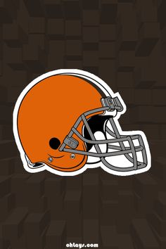 Browns Helmet XL Decal Removable Vinyl Sticker NFL Cleveland Browns extra large removable and reusable ultra d 32 Nfl Teams, Football Team Logos, Football Helmets, Sports Logos, Sports Teams, Football Season, College Football, Football Tattoo, Football Spirit