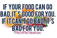 No Processed Food Diet #processed