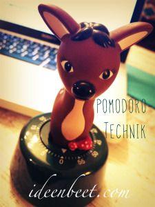 Ob Capriolo oder Pomodoro – Hauptsache Technik! #Pomodorotechnik #Selbstmanagement #Zeit