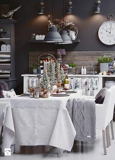 Lene Bjerre Design - Jadalnia - Styl Skandynawski - Casa Bianca