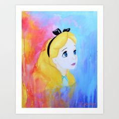 In+Wonderland+Art+Print+by+Lynsie+Petig+-+$22.88