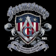"""http://tshirtinked.net/tsi_m_classic.html Our Newest Design!!! This one pays tribute to our nations history and to the Brothers who founded, fought for and continue to make this the greatest Nation on Earth. It features the 2B1 ASK1 slogan an the caption """"The Cornerstone of a Nation."""" and """"The tools to build a better man. Show your pride in our country and your pride in this great brotherhood of freemasonry. Order yours today. click here http://tshirtinked.net/tsi_m_classic.html"""