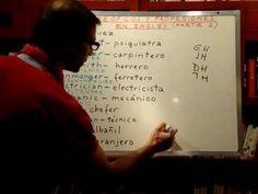 Oficios y profesiones en ingles CON EJEMPLOS (2)