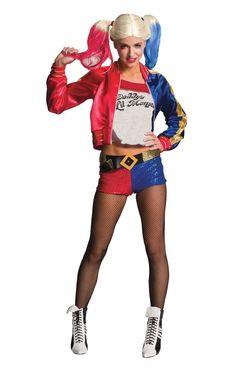 2016 NEUE Selbstmord Squad clown harley quinn stiefel