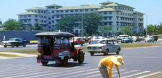 Classic jeepney