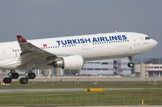 Turkish Airlines Airbus A330-303 TC-JNZ | Quentin | Flickr