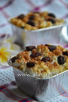 Diah Didi's Kitchen: Resep Klappertaart Klasik Asli Menado
