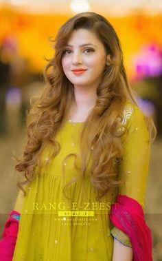 - nobody cares - afshii majid Pakistani Wedding Outfits, Pakistani Wedding Dresses, Pakistani Dress Design, Party Wear Lehenga, Party Wear Dresses, Bridal Dresses, Stylish Dresses, Simple Dresses, Beautiful Dresses