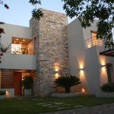 Casas de estilo moderno de Rocha & Figueroa Bunge arquitectos