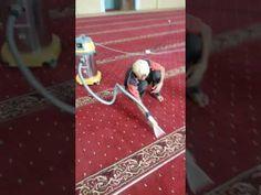 Jasa Cuci Karpet Masjid Murah - YouTube