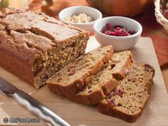 Just in Time for #Fall: #Autumn Harvest Bread