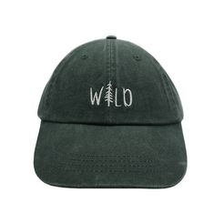 998f5128a1a Wild Embroidered Cap Dad cap dad hat embroidered baseball cap Embroidered  Baseball Caps