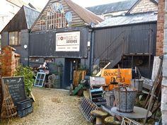 Nailsworth shop front
