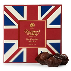 Charbonnel et Walker unique chocolate selection in our nation's flag. 2012 is an exciting year for the UK, with the summer games coming to London and the Queen's Diamond Jubilee.