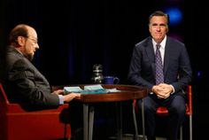 How to Act Human: Advice for Mitt Romney From Inside the Actors Studio