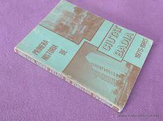 PRIMERA HISTORIA DE CIUTAT BADIA, 1975, 1985, 10 ANIVERSARIO, V. V. A. A