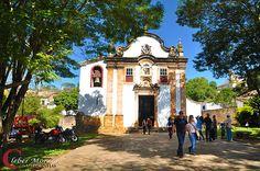 Capela de N. Senhora do Rosário - Tiradentes - MG - Brasil