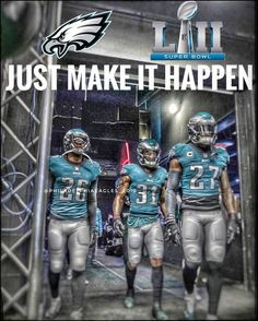 030e9a3b0 Whatever it takes! Just make it happen! Eagles Steelers
