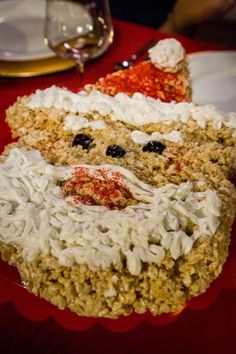 Jeanette Pavini's Santa Rice Krispies Treats | Home & Family | Hallmark Channel