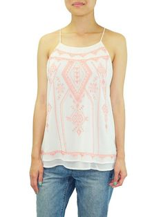 Arizona Sunset Racerback Top  | Find this on Relished.com