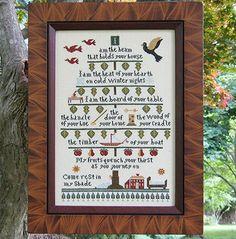 Carriage House Samplings » The Tree Speaks
