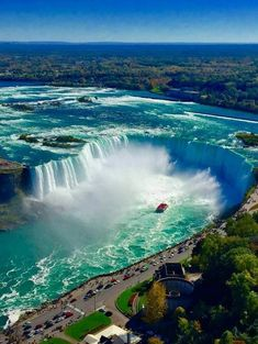 TOP 54 Must See Waterfalls must have to see Modren Villa is part of Waterfall - TOP 54 Must See Waterfalls must have to see Beautiful Places To Travel, Beautiful World, Amazing Places, Beautiful Waterfalls, Beautiful Landscapes, Landscape Photography, Nature Photography, Vacation Places, Nature Pictures