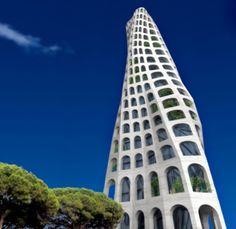 Modern Architecture Rome modern apartment building, antwerp | modern architecture