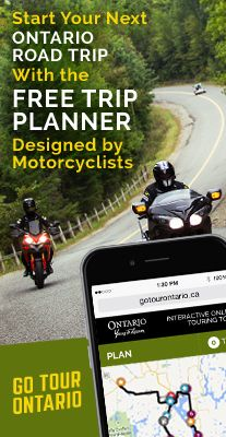The Complete List of 2015 Motorcycle Events in Ontario - Northern Ontario, Canada