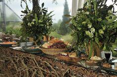 mesa-de-paes-casamento-ao-ar-livre Foto Sergio Jorge