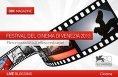 #FESTIVAL DEL #CINEMA DI #VENEZIA 2013: #FILM E CURIOSITA' SULL'ATTESO #REDCARPET.  70 saranno le candeline che si spegneranno tra il 28 agosto e il 7 settembre per festeggiare la settantesima edizione di uno degli appuntamenti cinematografici più attesi dell'anno.  Per festeggiare l' #evento non ci siamo fatti mancare un viaggio nel tempo alla ricerca di aneddoti particolari e #curiosità da condividere con voi.  Scoprili sul nostro blog... http://www.danieladicosmoadv.it/blog/?p=6270
