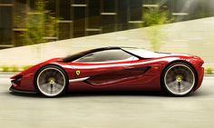 Best Sports Cars   :   Illustration   Description   Ferrari Xezri