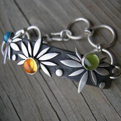 Spring is Innevitable Part Deux Bracelet Sterling by westbyron