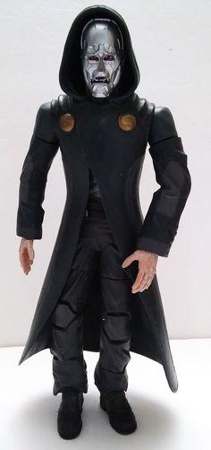 Marvel Doctor Doom 12 inch Large Action Figure 2005 Toy Biz Doll Character  #Marvel