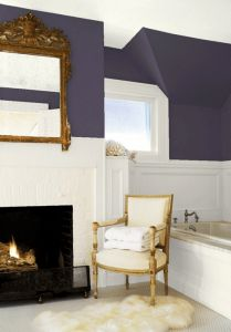 Color Of The Year 2017 Benjamin Moore S Shadow Flanagan Paint Best
